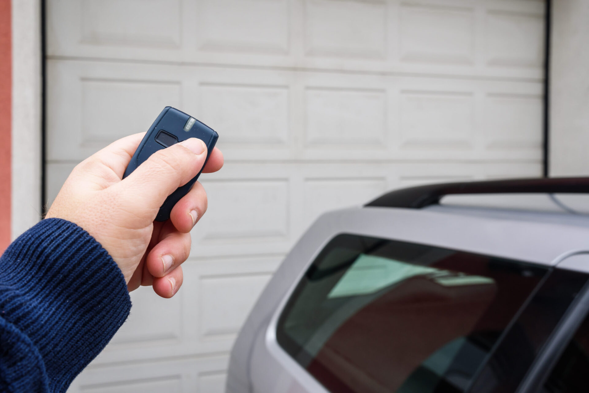 Garage Door Remote Locksmiths Geelong - Stan Wootton Locksmiths